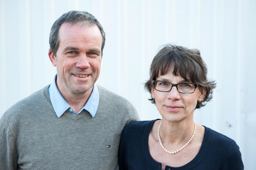 Gerhard und Cornelia Schönau